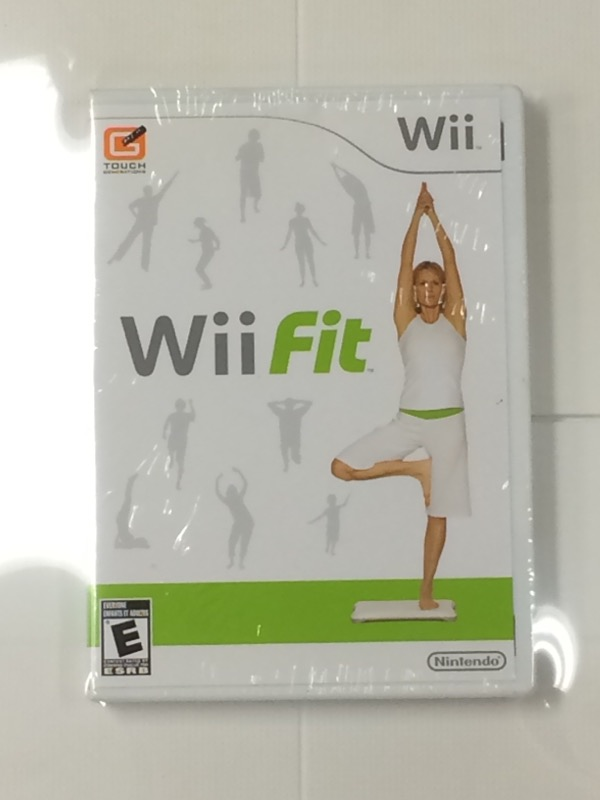 Nintendo - Wii Fit - Balance Board and Game