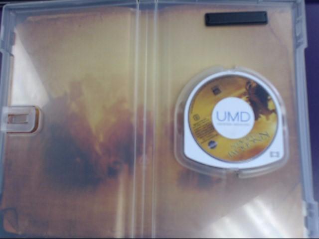 SONY PSP KINGDOM OF HEAVEN (UMD VIDEO FOR PSP)