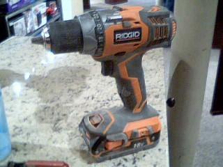 RIDGID TOOLS Cordless Drill R86008