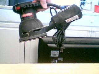 CRAFTSMAN Vibration Sander 315.116950
