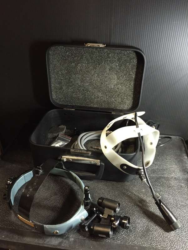 CARL ZEISS HEADBAND SURGICAL LOUPES