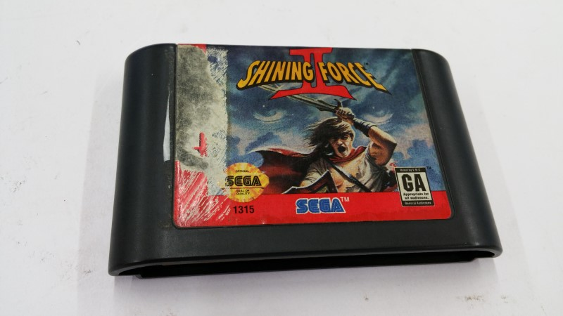 SEGA Sony PlayStation Game SHINING FORCE 2