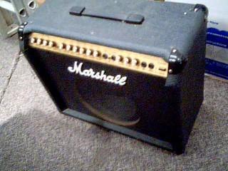 MARSHALL Electric Guitar Amp VALVESTATE 80 V