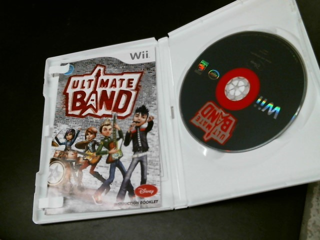 NINTENDO Nintendo Wii Game WII ULTIMATE BAND