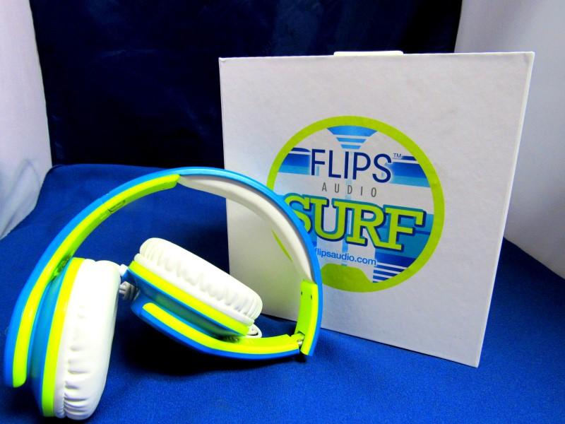 FLIPS AUDIO SURF