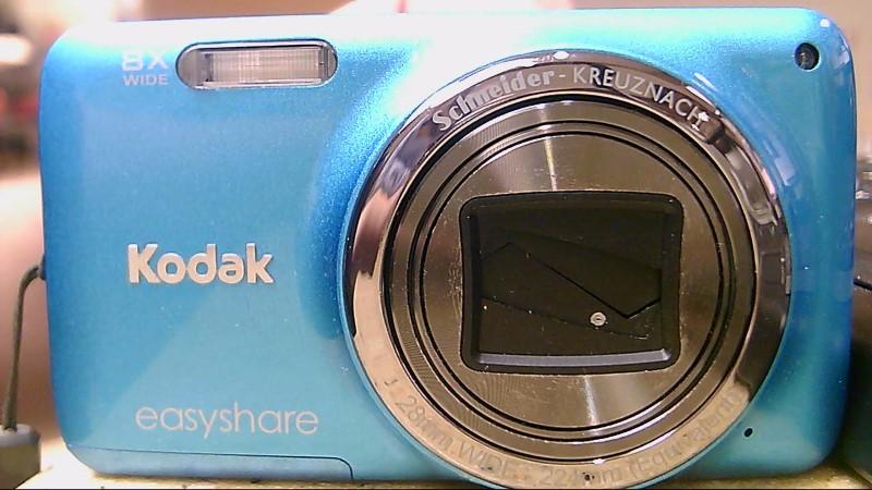 AS-IS KODAK Digital Camera N137