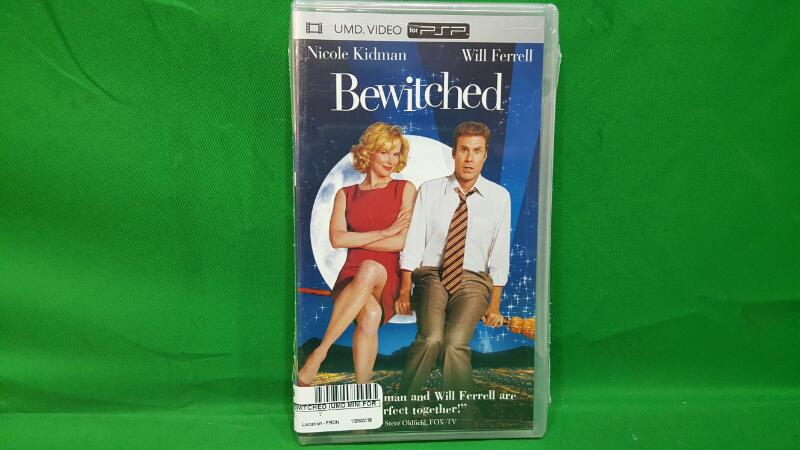 SONY UMD BEWITCHED (UMD MINI FOR PSP) (2005)