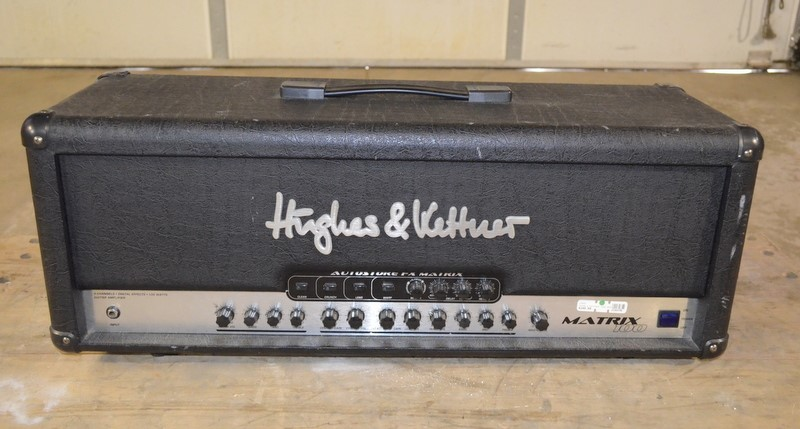 HUGHS & KETTNER 100W HEAD MATRIX 100