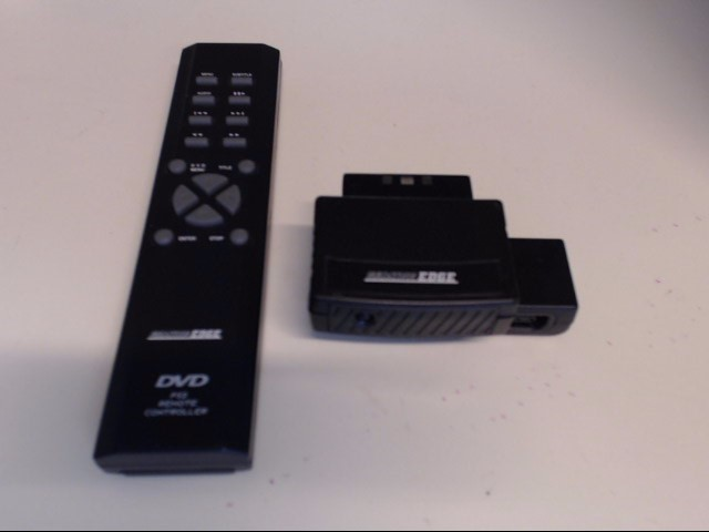 GAMING EDGE  Playstation 2 DVD REMOTE