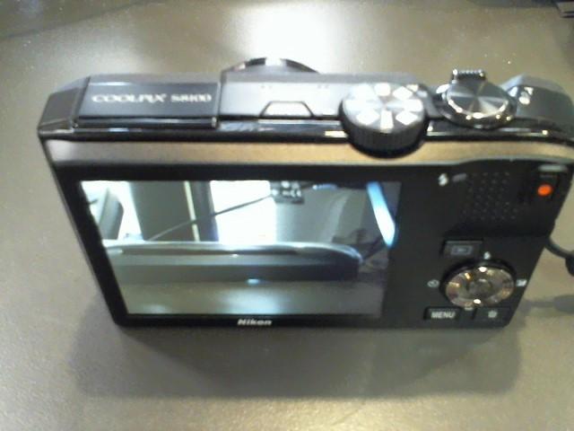 NIKON Digital Camera COOLPIX S8100
