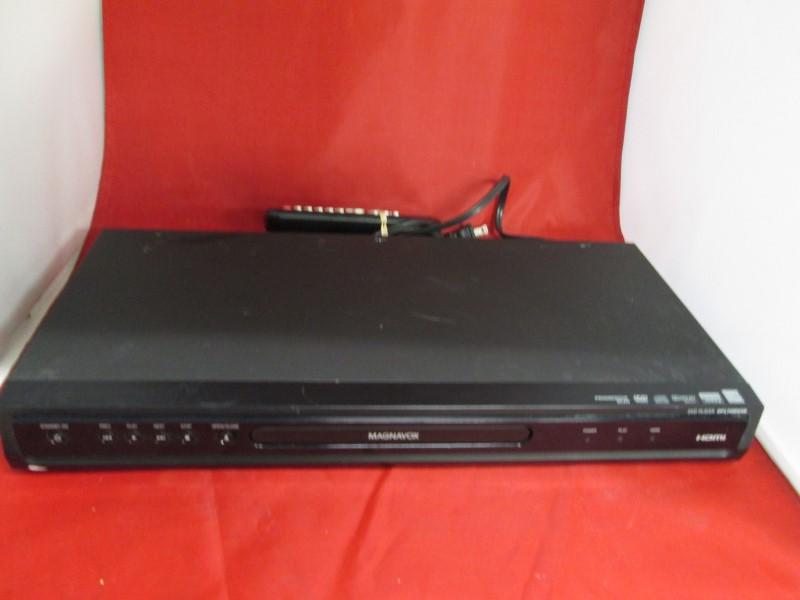 MAGNAVOX DVD Player DP170MW8B
