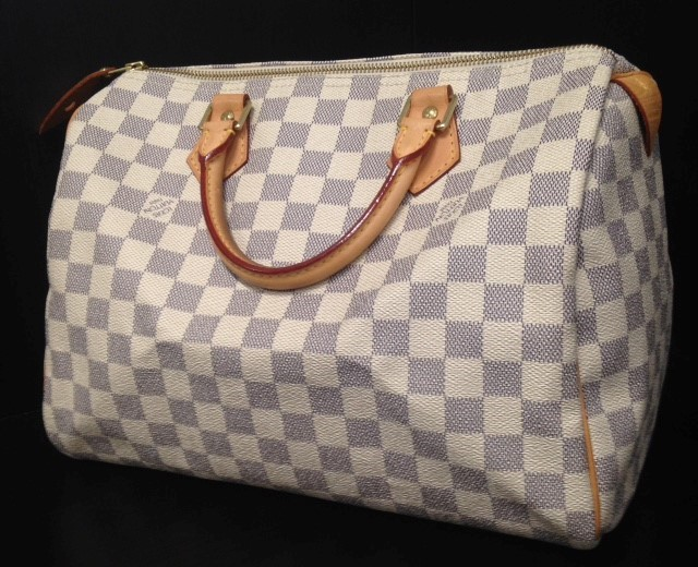 LOUIS VUITTON Handbag SPEEDY 30 DAMIER HANDBAG