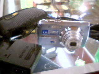 OLYMPUS Digital Camera STYLUS 760