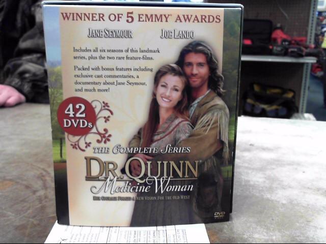 DR QUINN MEDICINE WOMAN COMPLETE SERIES DVD SET