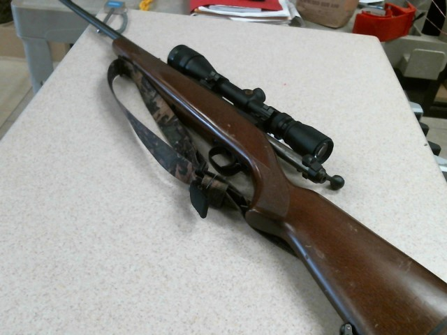 SAVAGE ARMS Rifle MODEL 10