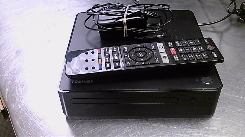TOSHIBA DVD PLAYER,REMOTE BDX3500KU
