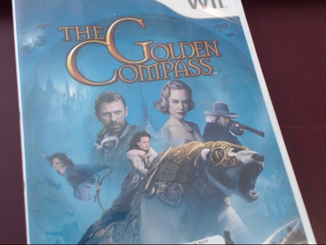 NINTENDO WII THE GOLDEN COMPASS