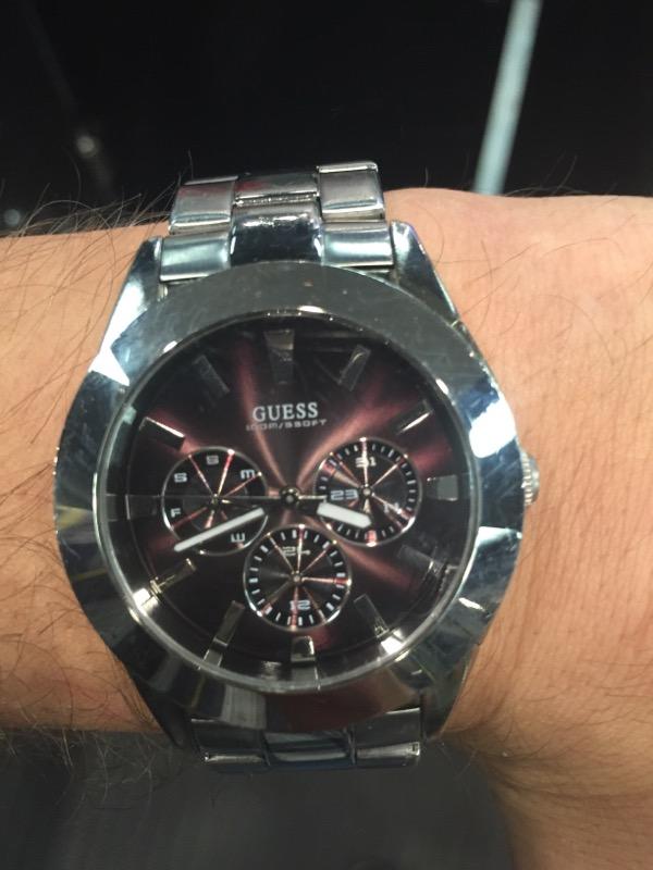 GUESS Gent's Wristwatch G95424G G95424G