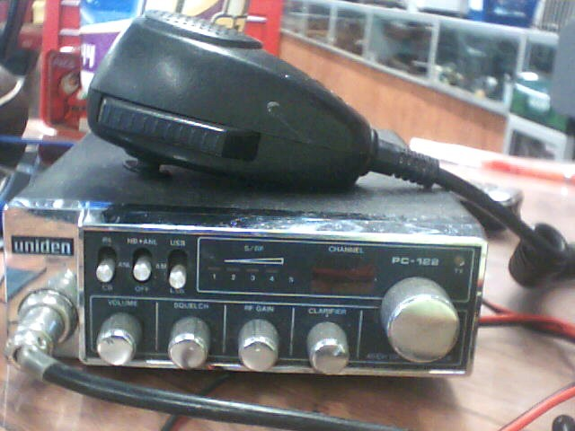 UNIDEN Radio PC122XL