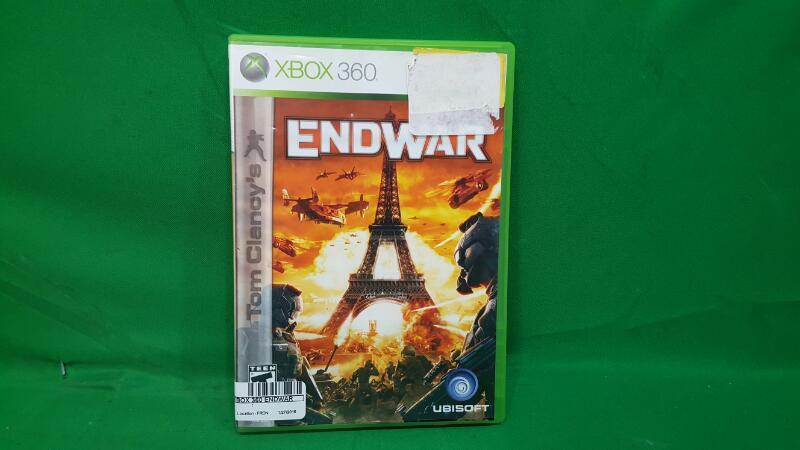 MICROSOFT Microsoft XBOX 360 Game ENDWAR