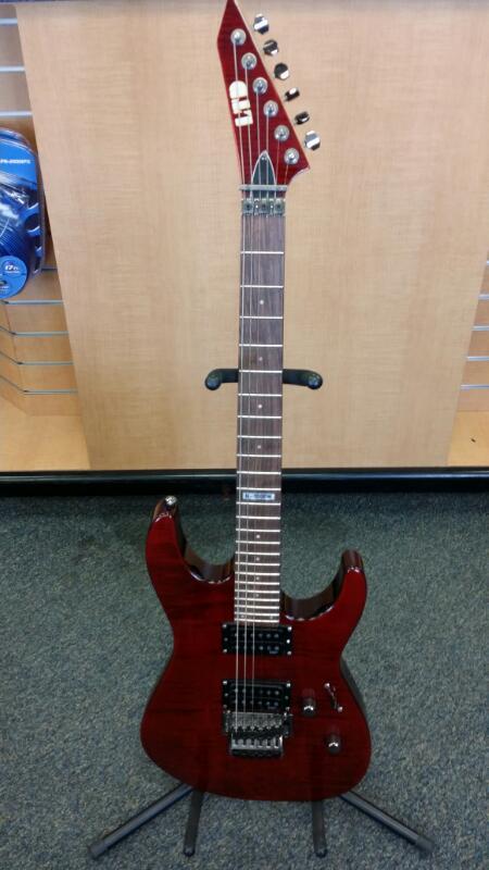 ESP GUITAR LTD M-100FM Electric Guitar]