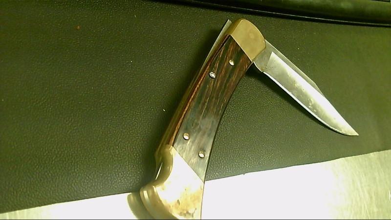 BUCK LOCK BLADE KNIFE 110-1