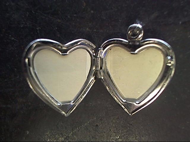 Silver Pendant 925 Silver 2.3dwt
