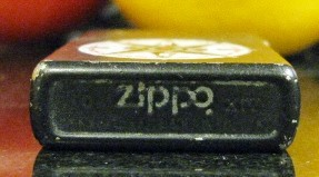 1998 ZIPPO COMPASS, BLACK