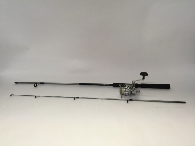 SOUTH BEND Fishing Pole ECLIPSE ROD AND REEL
