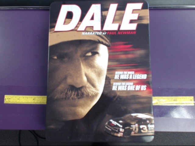 Dale ' Narrarted By Pual Newman (6-DVD Box Set)