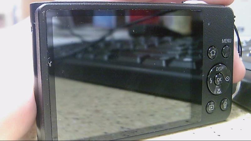AS-IS SAMSUNG Digital Camera DV300F READ NOTES