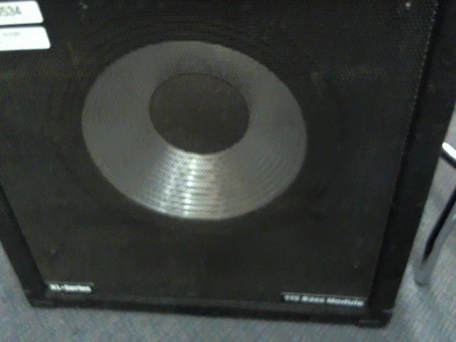 HARTKE Speaker Cabinet 115XL