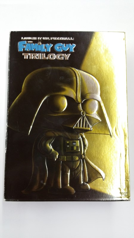 Family Guy - Star Wars Trilogy 3 Disc Set