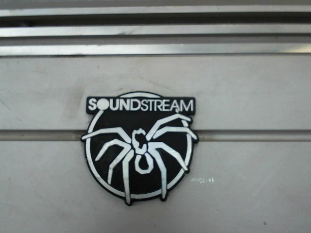 SOUND STREAM Car Amplifier 600 WATT AMP