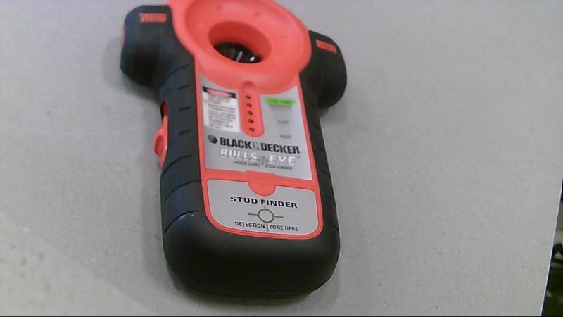 Black & Decker Bullseye Auto-Leveling Laser w/Sensor BDL110S