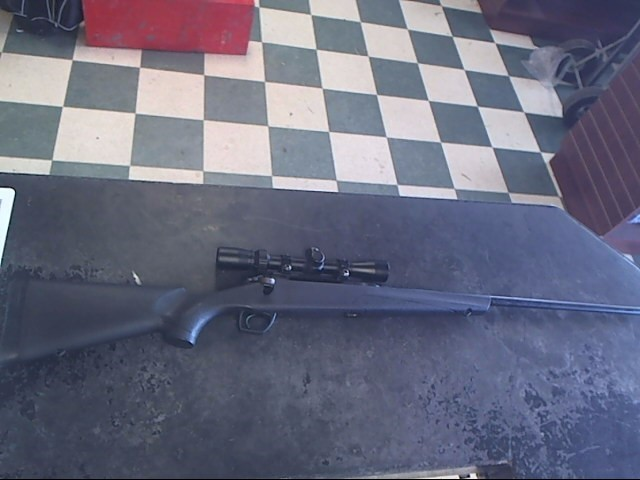 REMINGTON FIREARMS Rifle 783 W/SCOPE