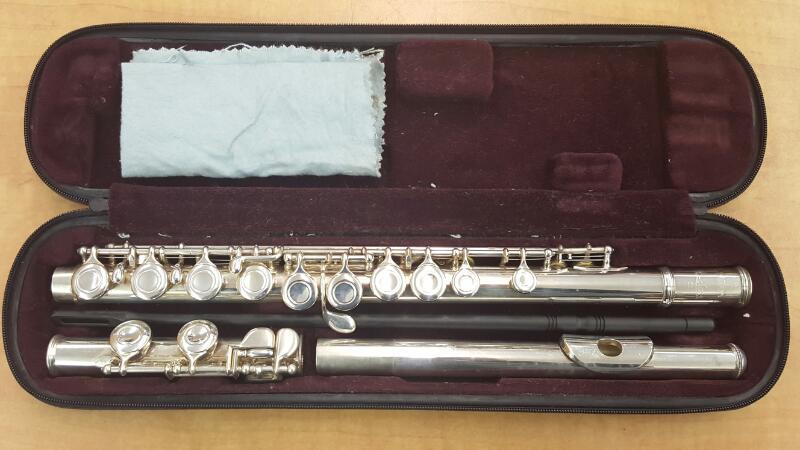 YAMAHA Flute Q-CLASS FLUTE w/Case YFL-01Q