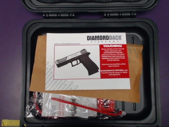 Diamondback - DB9FS - 9MM
