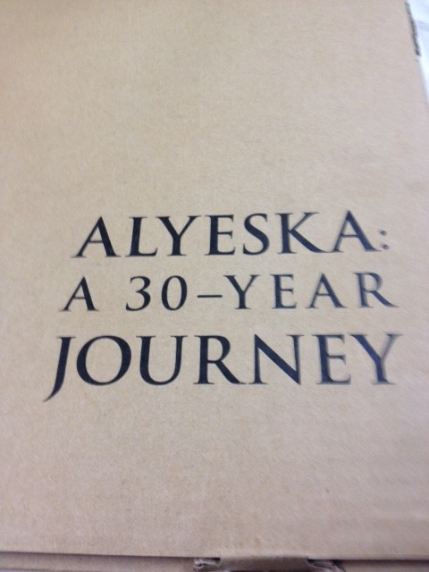 ALYESKA A 30 YEAR JOURNEY