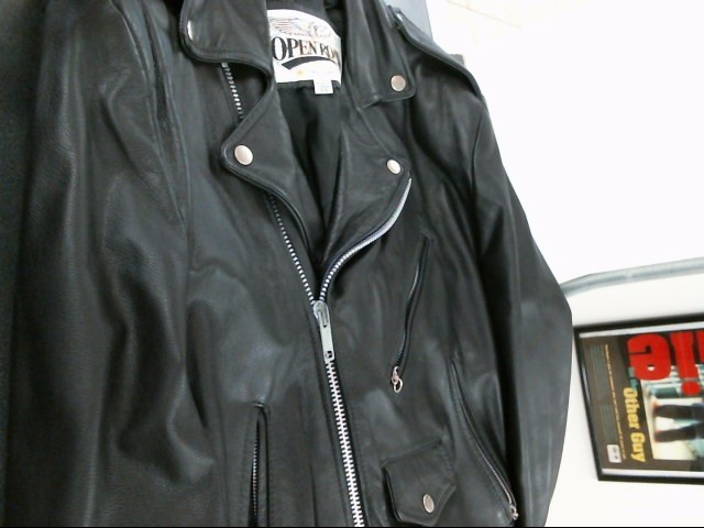OPEN ROAD Coat/Jacket LEATHER JACKET