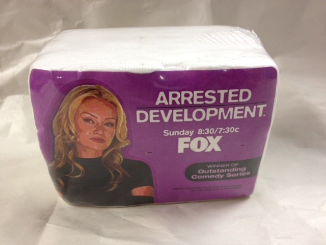 ARRESTED DEVELOPEMENT ADVERTISING SHIRT