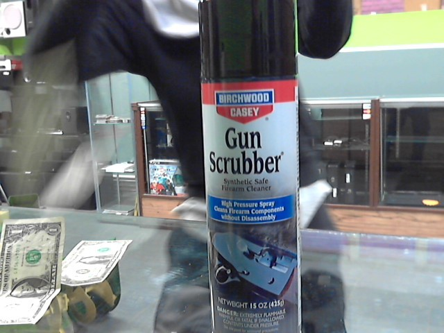 BIRCHWOOD CASEY Accessories GUN SCRUBBER 13 OZ CAN
