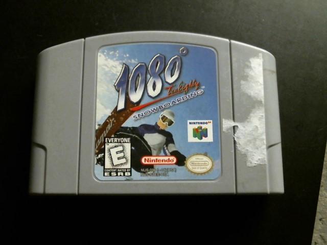 NINTENDO Nintendo 64 Game 1080 SNOWBOARDING