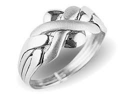 Gent's Silver Ring 925 Silver 1.95dwt