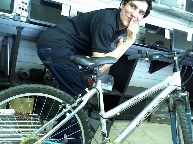 EDGE RUNNER Mountain Bicycle VERTICAL