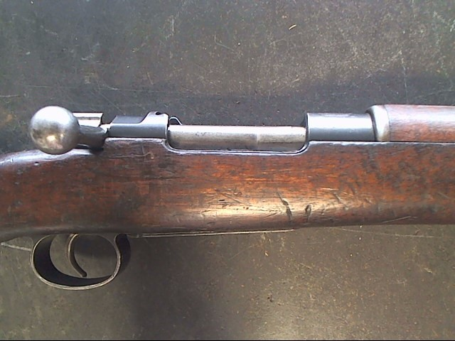 MAUSER FIREARMS Rifle 1895