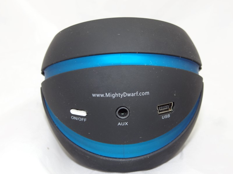 Mighty Dwarf BlueII Mobile Bluetooth Vibration Speaker with Microphone