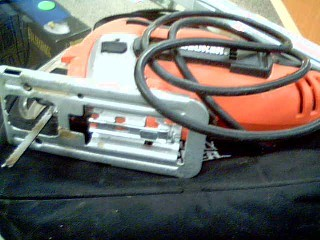 BLACK & DECKER Jig Saw JS600 JIG SAW