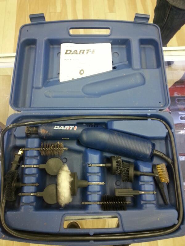 DART Roto Zip DT2000