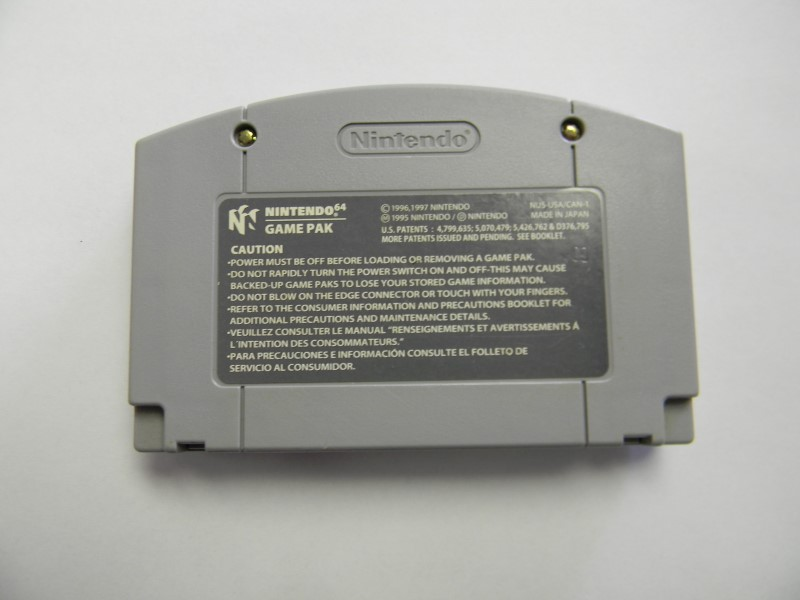 Nintendo 64 Nascar 99